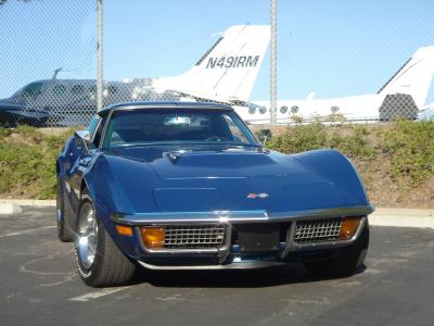 Corvette Stingray   Sale on 1972 Corvette Coupe 454  Corvette For Sale   Corvette Lady